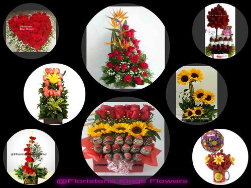 arreglos florales/decofruta/delivery/pto/bna/gta/lecheria