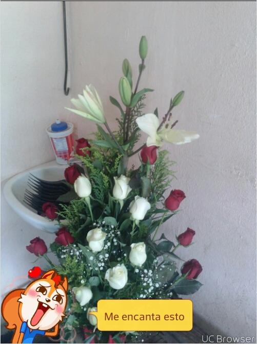Muebles Exterior : Arreglos flores naturales en mercado libre
