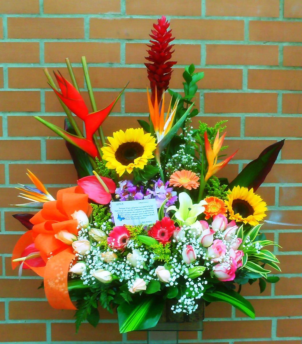 Arreglos Flores - Rosas- Detalle Dia De La Madre - $ 109 ...  Arreglos Flores...