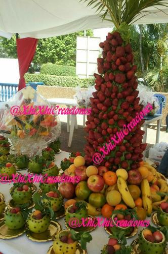 arreglos frutales caracas ramos de frutas,arreglos de frutas