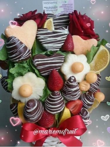 arreglos frutales mariemsfruit av las delicias