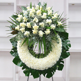 Arreglos Fúnebres Flores Para Velorios Y Sepelios