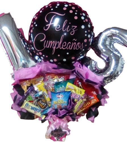 arreglos globos cumpleaños 15 años amor niños madre padre