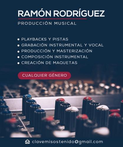 arreglos musicales - pistas - playbacks - partituras