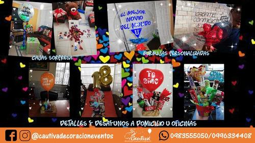 arreglos,globos,helio,detalles, canguil,algodon de azucar