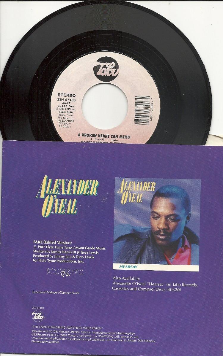 Alexander O'Neal - Fake 1998 (Iacobucci Mixes)