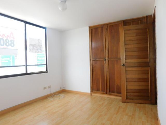arrendamiento apartamento av. santander, manizales