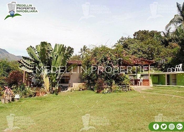 arrendamiento de fincas temporales en copacabana cód: 4034