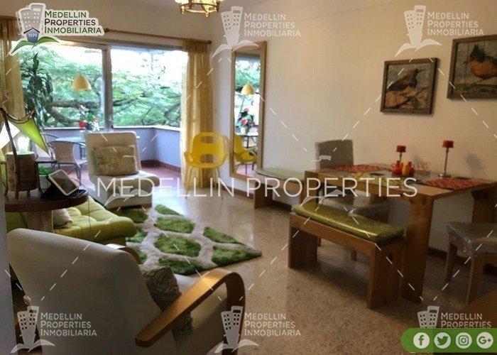 arrendamientos de apartamentos baratos en envigado cód: 4756