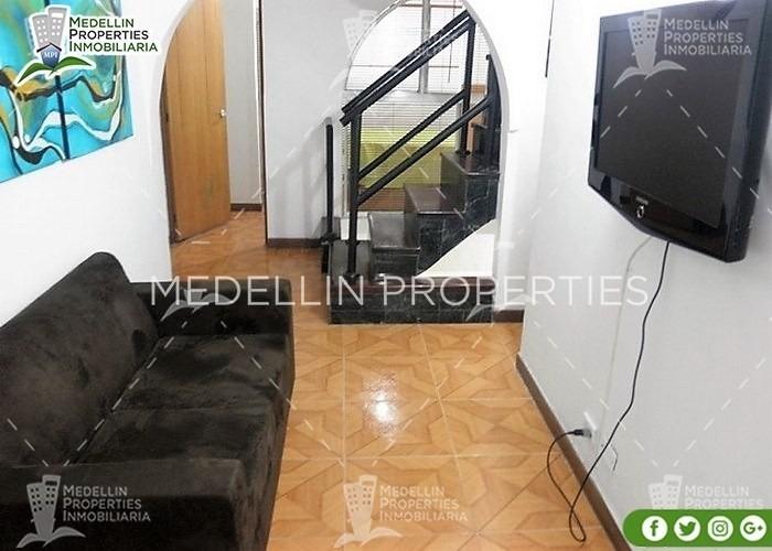 arrendamientos de apartamentos baratos en medellín cód: 4265
