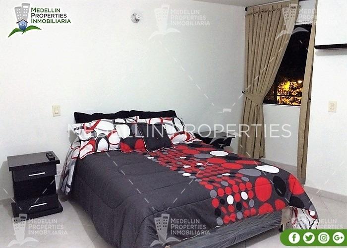 arrendamientos de apartamentos baratos en medellín cód: 4668