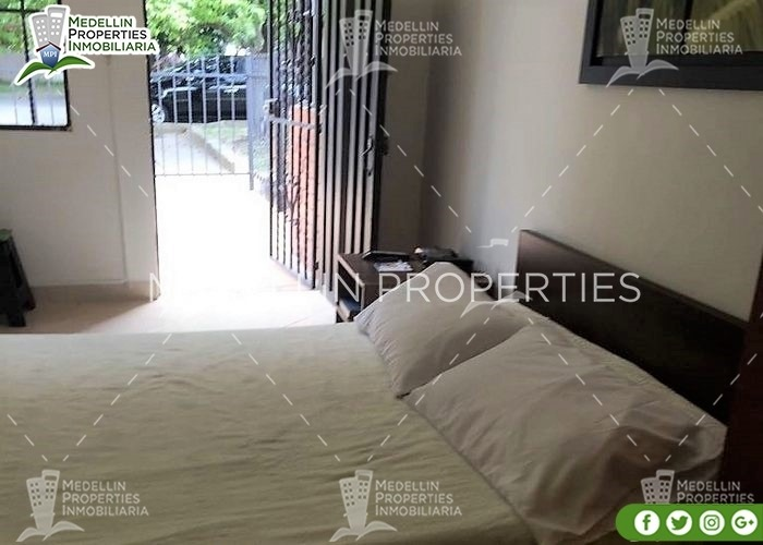 arrendamientos de apartamentos baratos en medellín cód: 4875