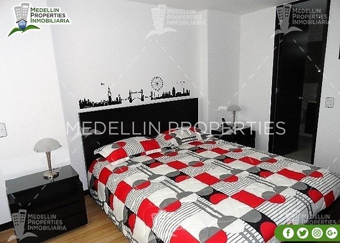 arrendamientos de apartamentos baratos en medellín cód. 4954