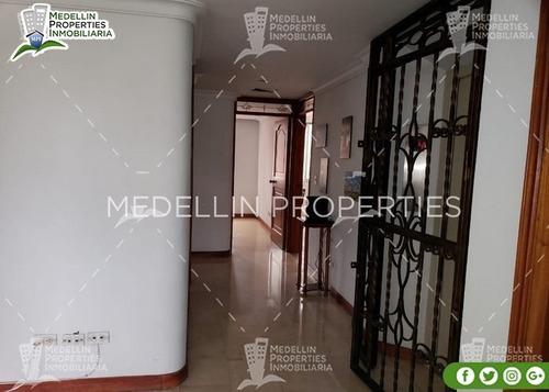 arrendamientos de apartamentos en el poblado cod: 5025