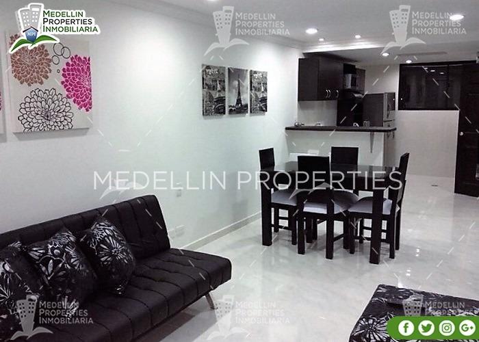 arrendamientos de apartamentos en medellín cód: 4672