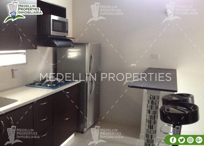 arrendamientos de apartamentos en medellín cód: 4673