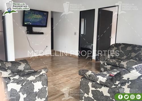 arrendamientos de apartamentos en medellín cód: 4845