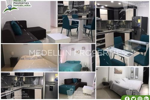 arrendamientos de apartamentos en medellín cód: 4848