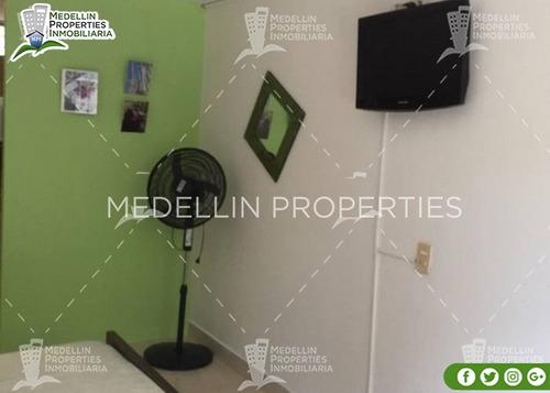 arrendamientos de apartamentos en medellín cód: 4875