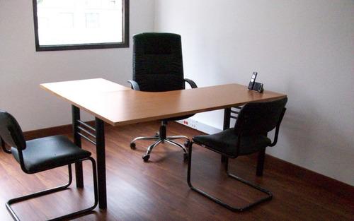 arrendamos oficina amobladas y consultorios $15.000x hora