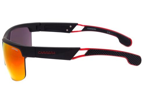 a0abd8955ddbb Arrera Carrera 4005 S - Óculos De Sol 003 W3 Preto Fosco - R  599