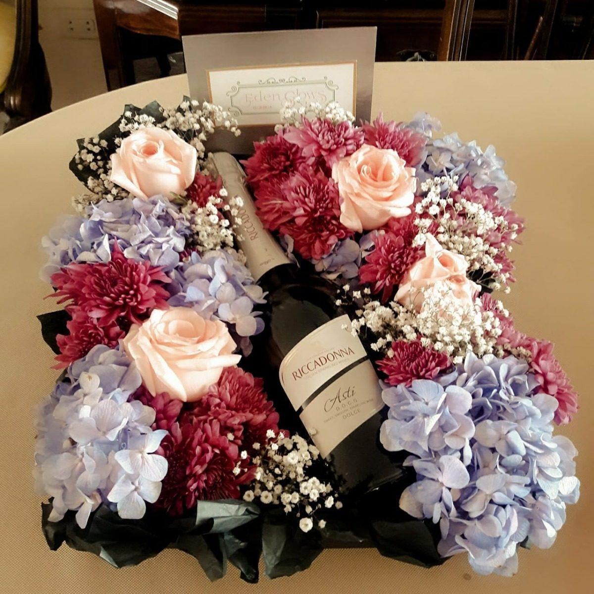 Arrglo Floral Camelot - S/ 165,00 en Mercado Libre