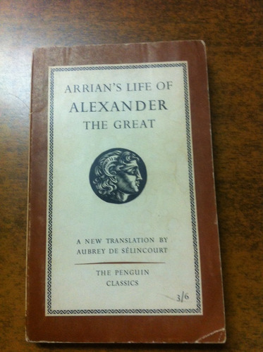 arrians life of alexander the great