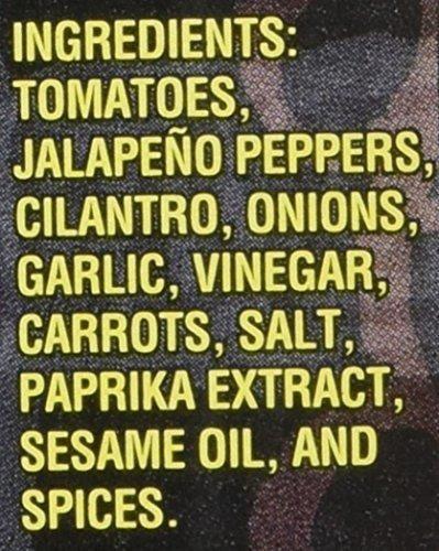 arriba salsa roja mexicana a fuego lento medium 16 onzas