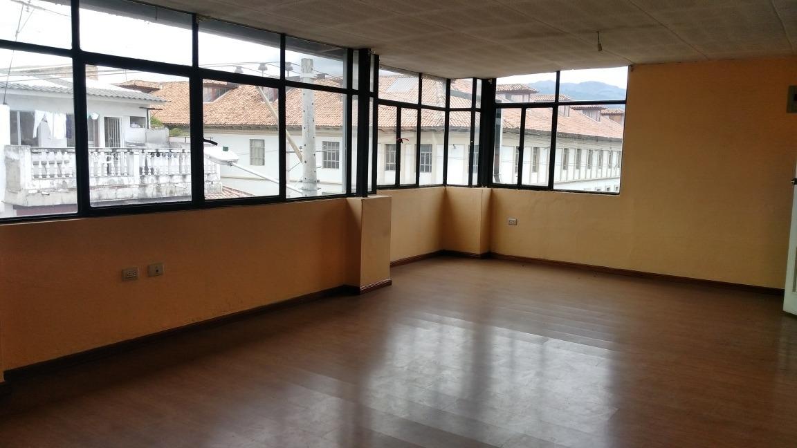 arriendo 2 oficinas amplias y cómodas en cuenca