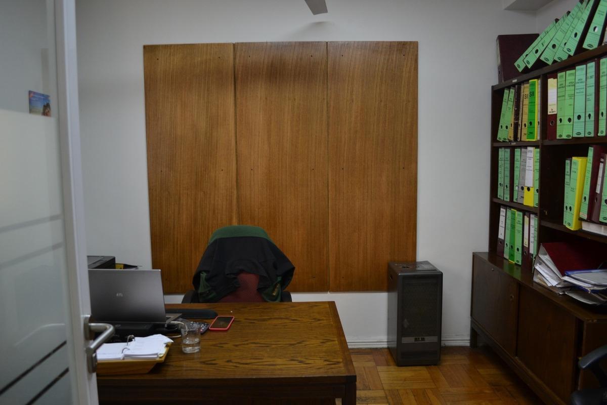 arriendo amplia oficina en providencia (cerca de metro baquedano)