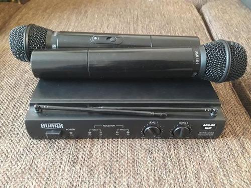 arriendo amplificacion y microfonos.