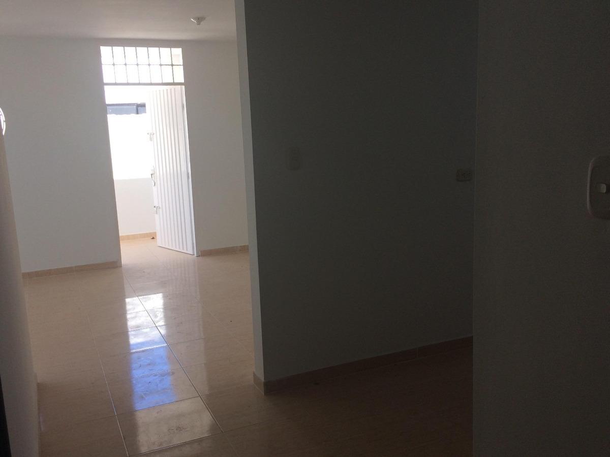 arriendo: amplio apartamento de 82m2