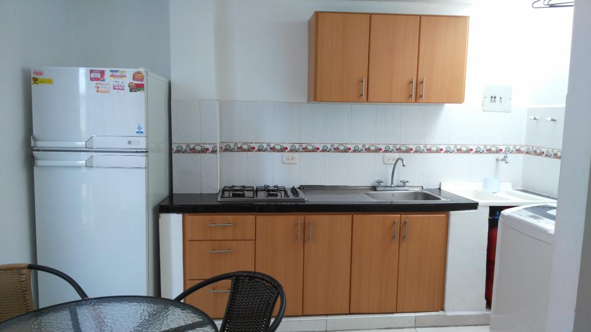 arriendo apartamento apartaestudio amoblado armenia q. 301