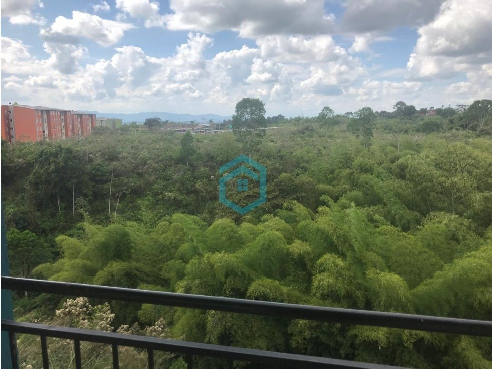 arriendo apartamento - brisas del bosque