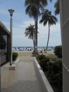 arriendo apartamentos en el rodadero a cero mts de la playa!