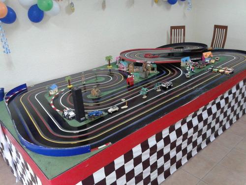 arriendo autopista carreras d autos taca-taca,mesa de hockey