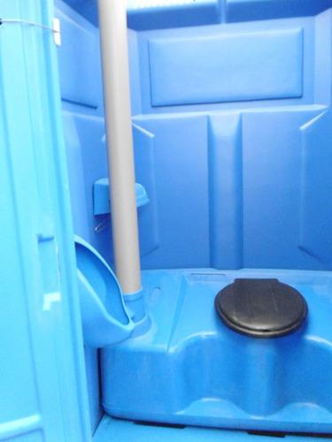 arriendo baño químico portátil ejecutivo (lavamanos)