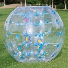 arriendo bumper ball (pelotas chocadoras)
