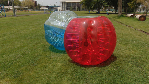 arriendo bumper balls santiago.juegos inflables para eventos