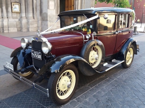 arriendo burrita ford a para matrimonio y otros autos