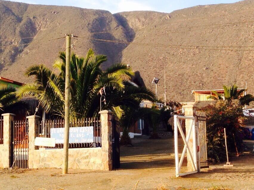arriendo cabañas en totoralillo - iv región coquimbo