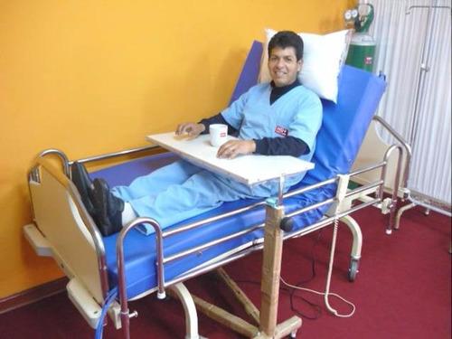 arriendo cama clinica electrica