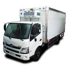 arriendo camión frigorifico o refrigerado, cargas general