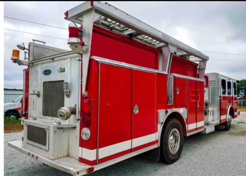 arriendo carro bomberos