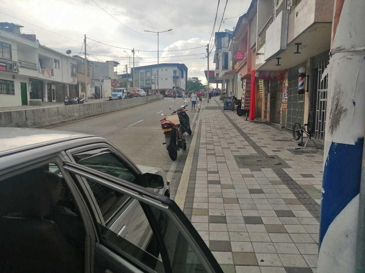 arriendo casa con punto comercial
