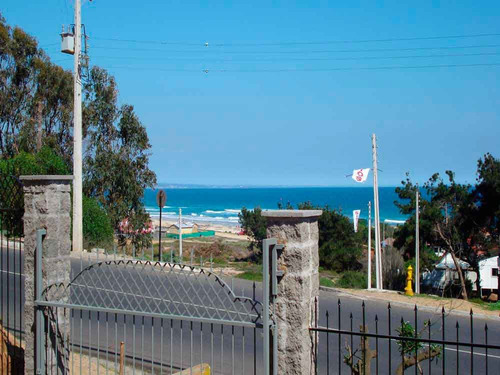 arriendo casa en el tabo, cabaña con vista al mar y playa