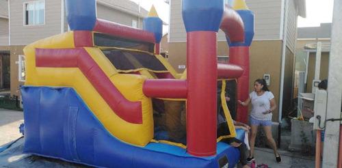 arriendo castillo inflable 4x3