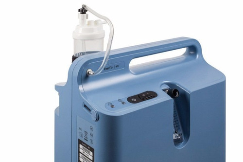 arriendo concentrador de oxigeno everflo de philips
