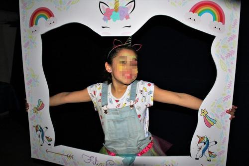 arriendo cumpleaños unicornio!!!