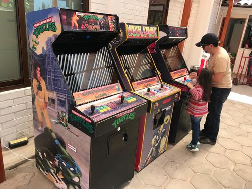 arriendo de arcades air hockey taca tacas juegos cumpleaños